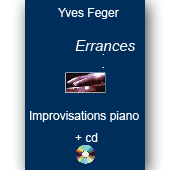 Piano solo improvisations