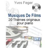 Pièce de piano Musique de film
