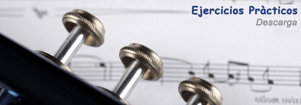 Descarga de ejercicios de música